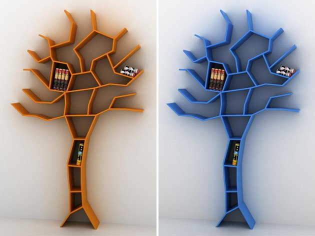 Creative Pieces of Furniture Inspired by Trees