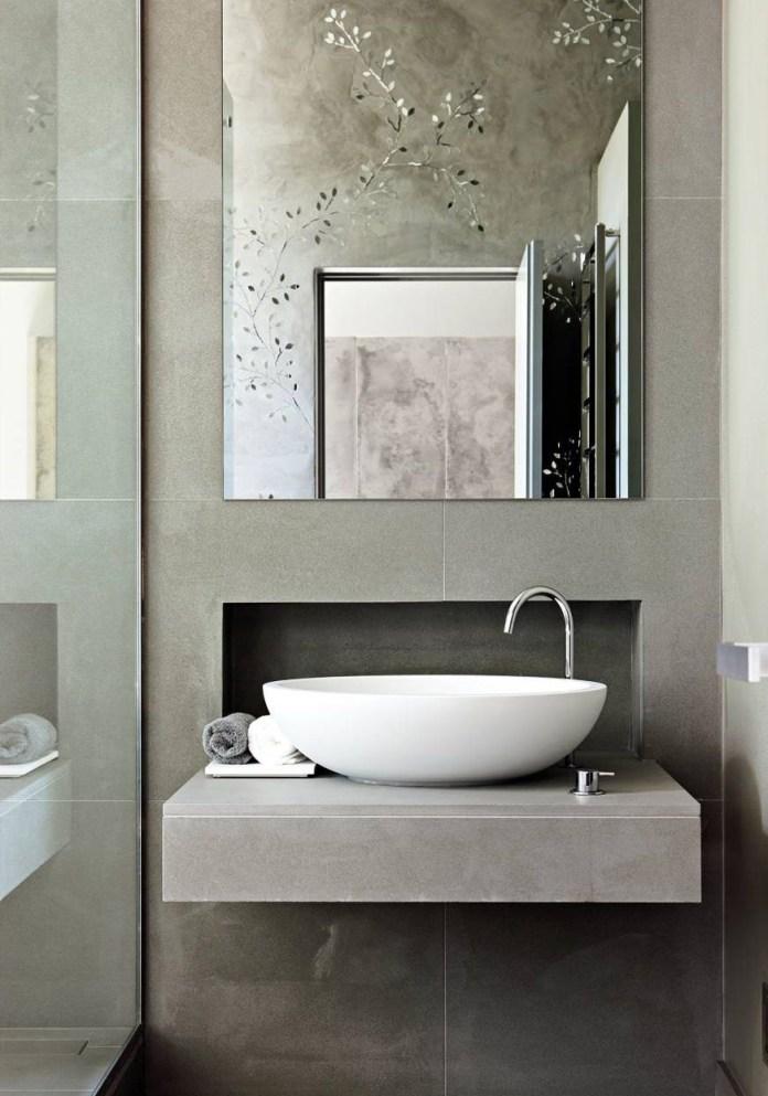 Contemporary Bathroom Decoration