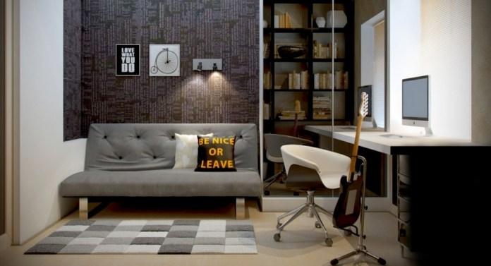 Home Office Ideas For Men