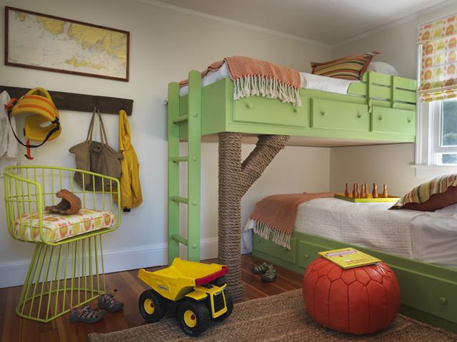 Small Kids Beach Bedroom