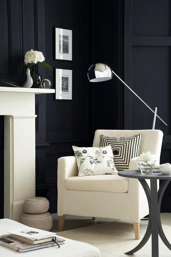 black-wall-color-white-furniture-living-room-interior-design-ideas