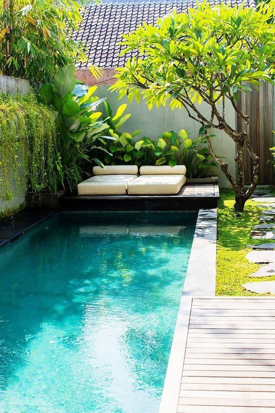 exciting pool design