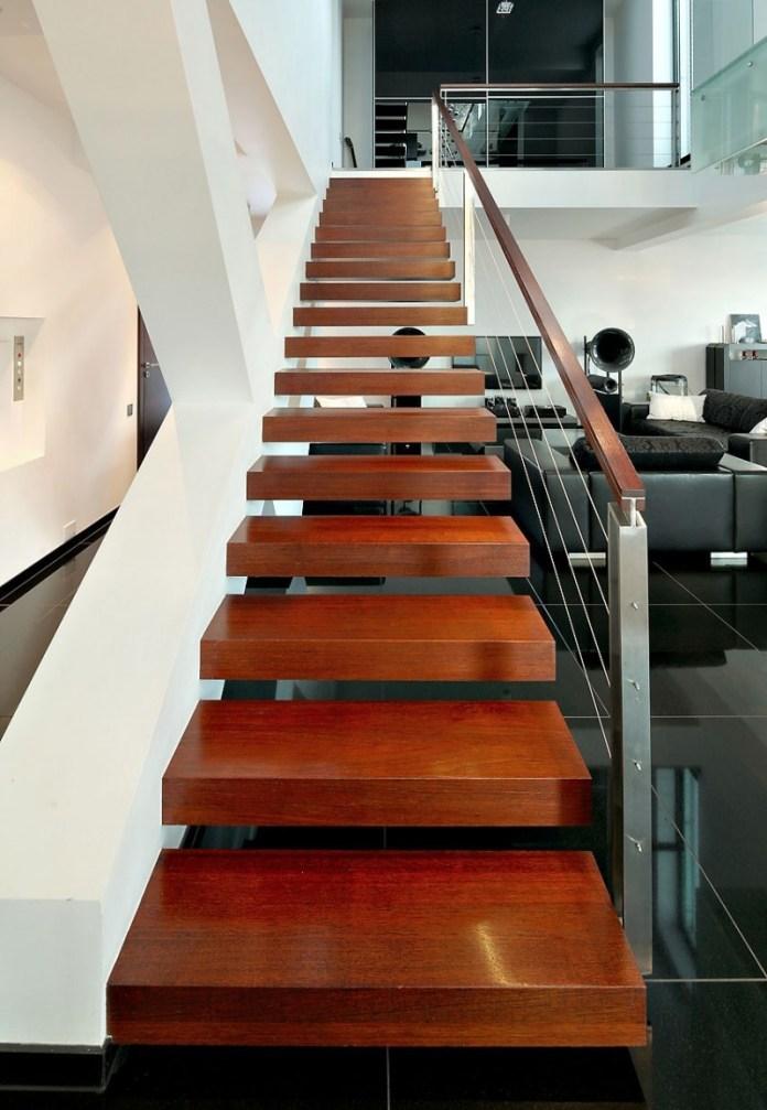 modern loft appartment