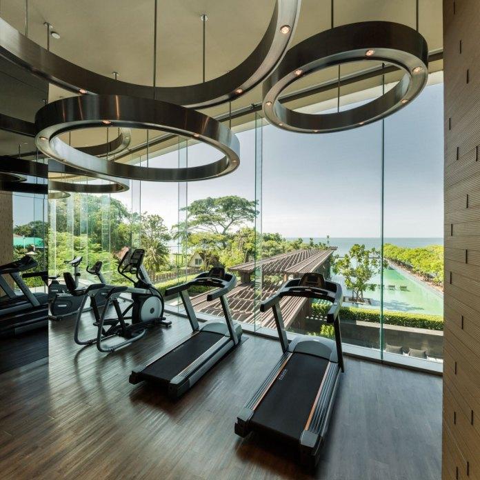 private-gym-design