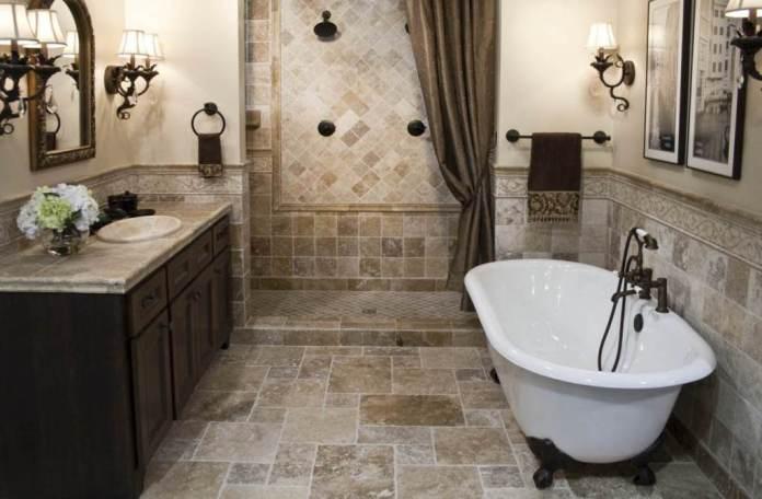 Affordable Rustic Bathroom Decor