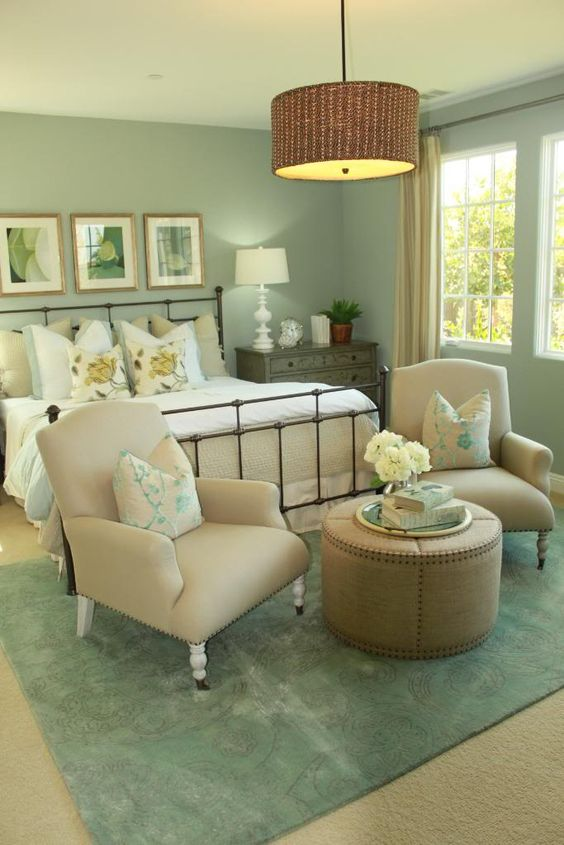 Beautifully Decorated Master Bedroom Designs (11)