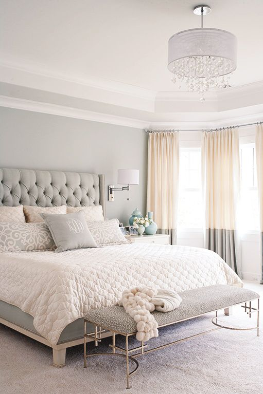 Beautifully Decorated Master Bedroom Designs (9)