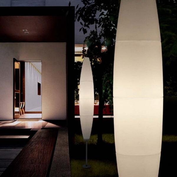 Modern Outdoor Patio Lighting Design
