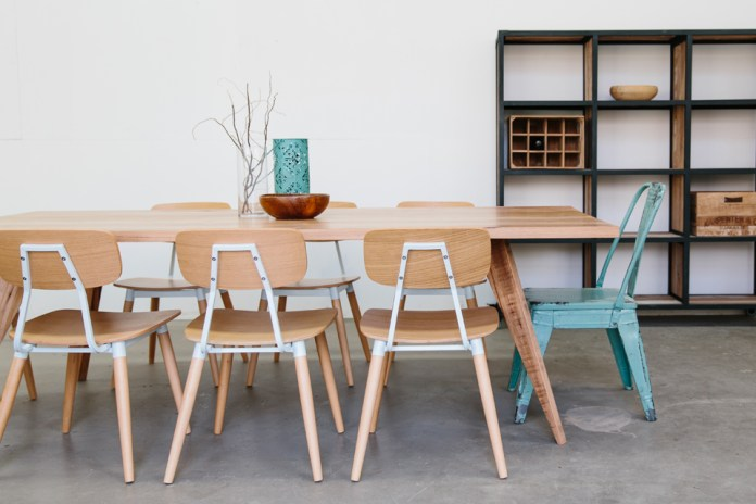 Scandinavian Dining Table Rustic