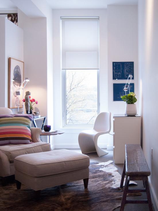 Eclectic Home Office Design Photos