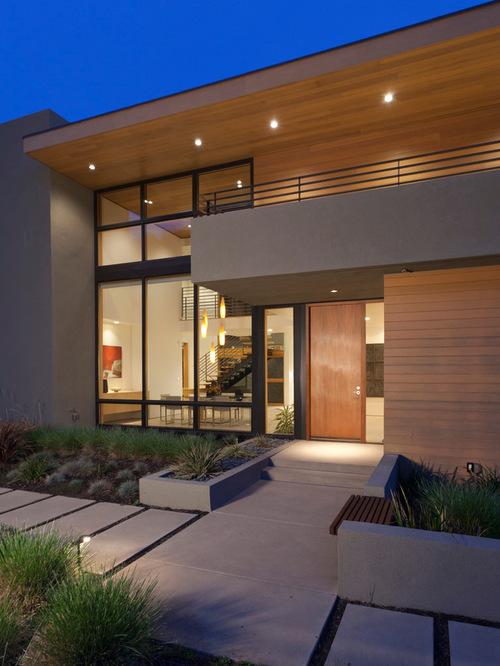 Modern Exterior Design Idea