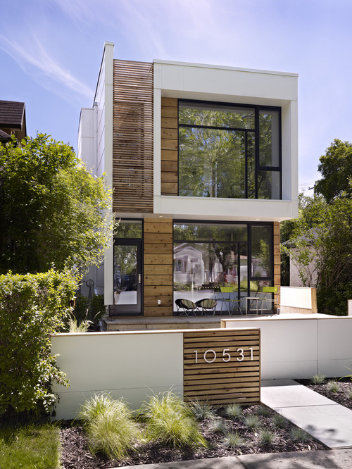 Modern Exterior Design Ideas