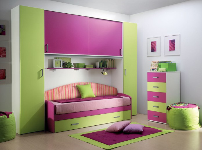 Trundle Bed Kids Modern with Italian Kids Bedroom