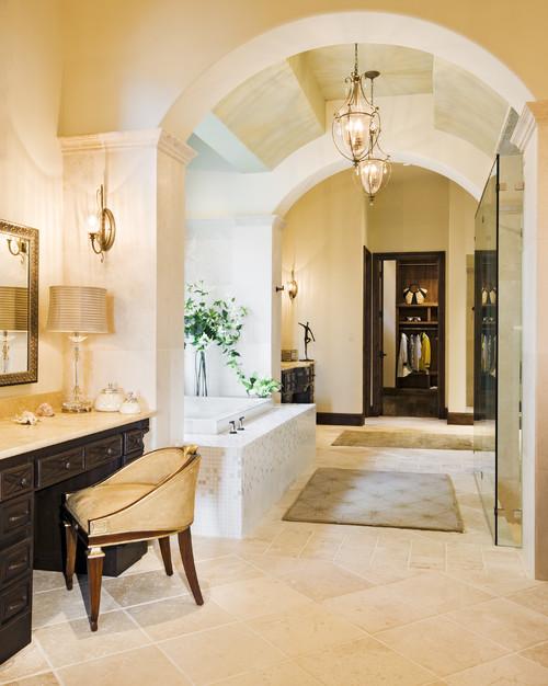 mediterranean-bathroom-intended-for-bathroom-vanity-chair-ideas