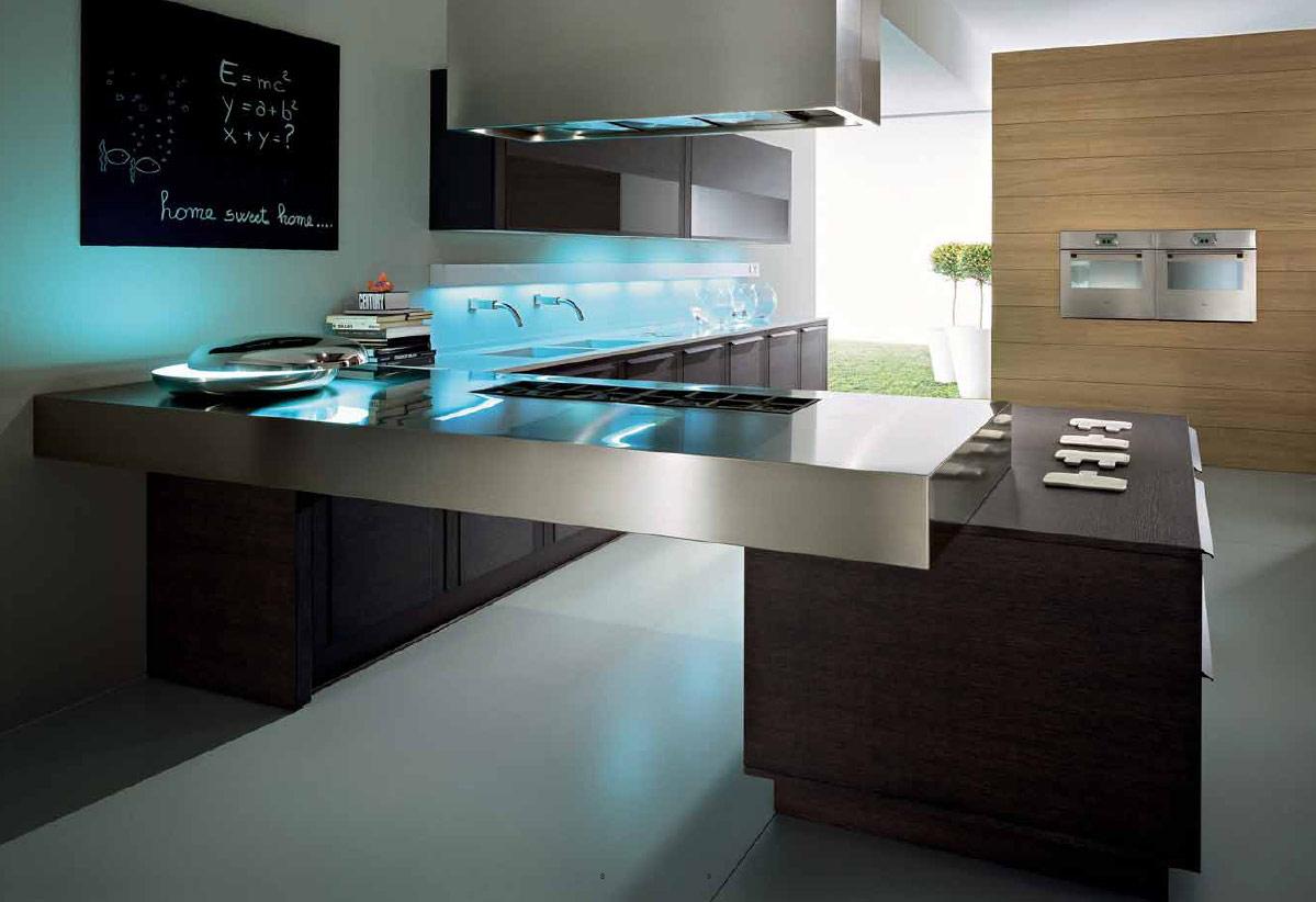 Modern Kitchen Layout Ideas