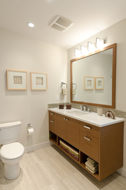 Bathroom Mid Century Modern Bathroom