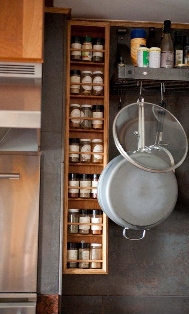 Get Organized With These 25 Kitchen Storage Ideas