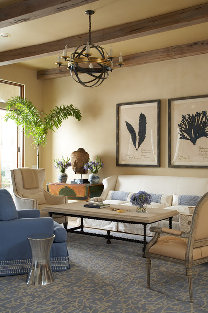 Exquisite Mediterranean Living Room Designs That Will Make Your Jaw Drop