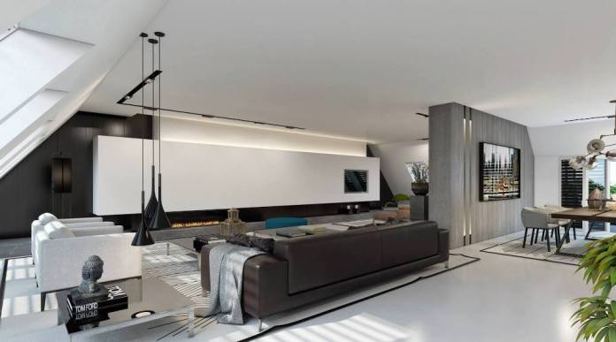 Ultramodern-Penthouse-Design