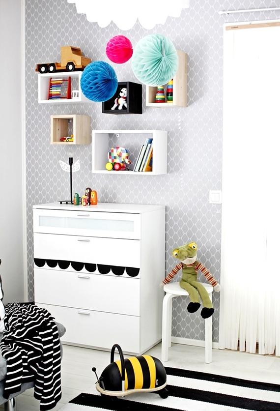 eclectic-kids-room-ideas