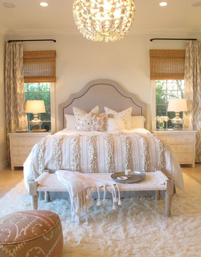 Gorgeous Master Bedroom Cream Color 25 Stunning Ideas