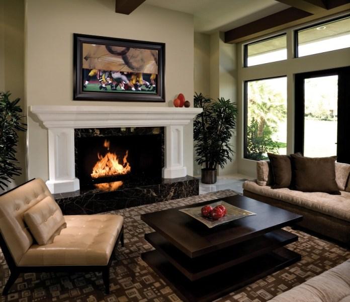 Impressive Contemporary Living Room