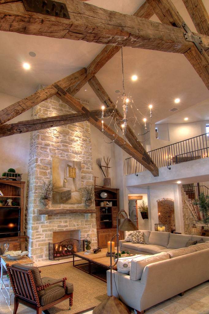 Tuscan Living Room Ideas (13)