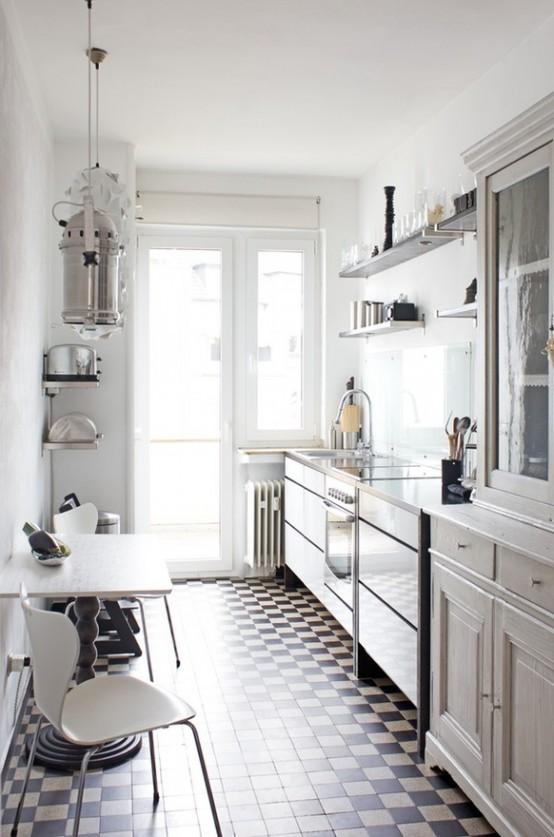 Creative Small Kitchen Design Ideas (15)