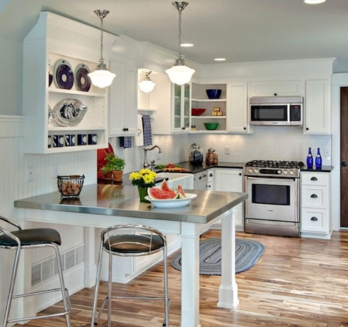 Creative Small Kitchen Design Ideas (25)