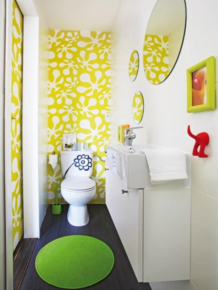 Kids Bathroom Wallpaper