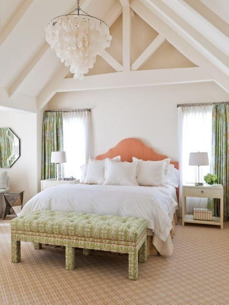 15 Pastel Colored Bedroom Design Ideas