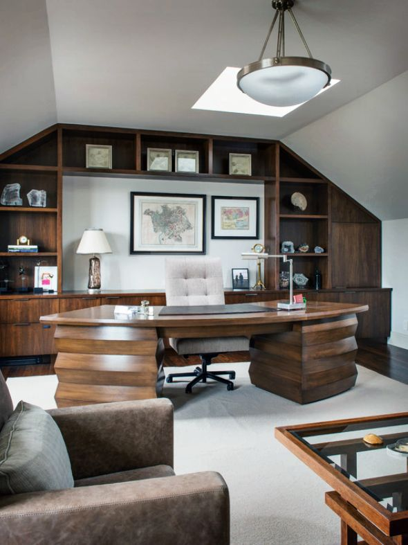 20 Smart Home Office Design Ideas