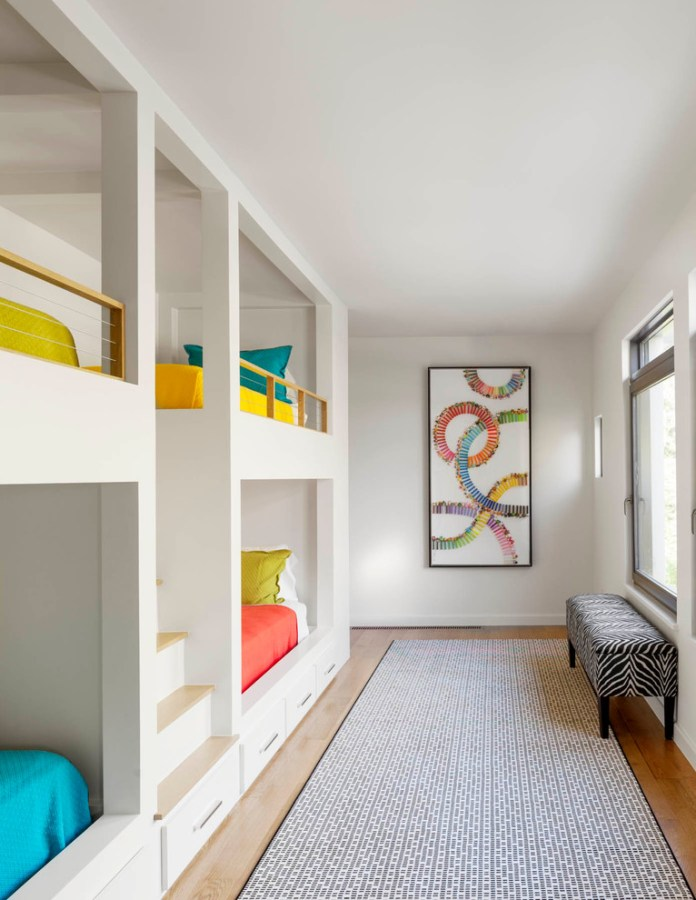 Contemporary Kids Room Design