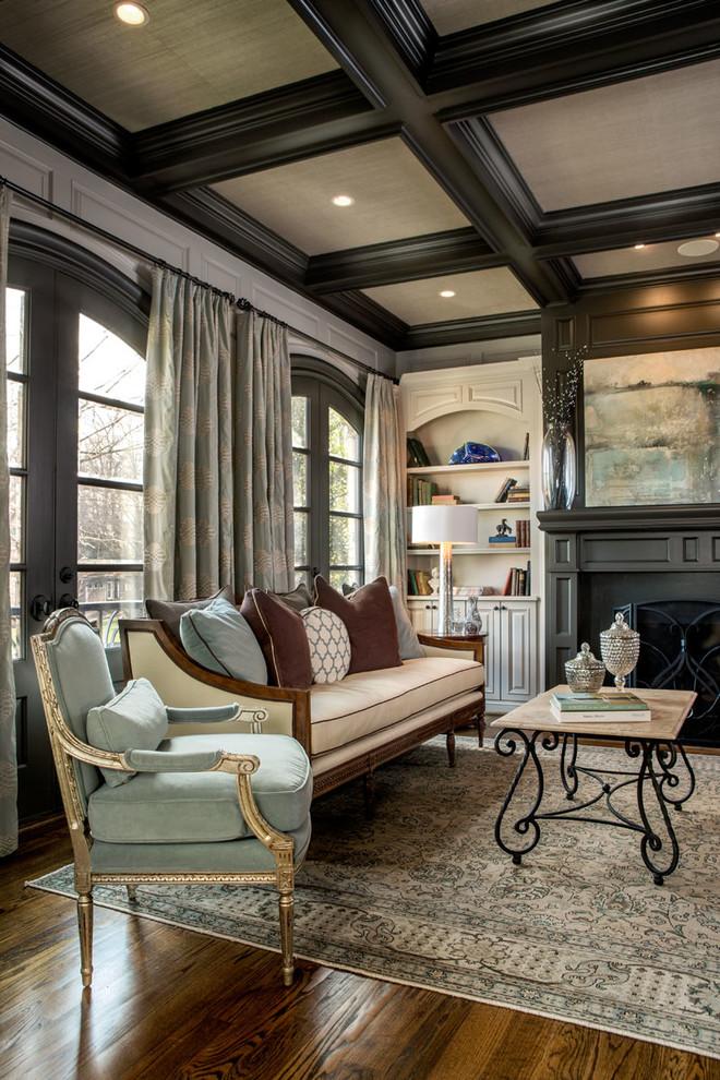 Contemporary Living Room1