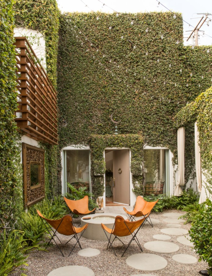 Eclectic Outdoor Design