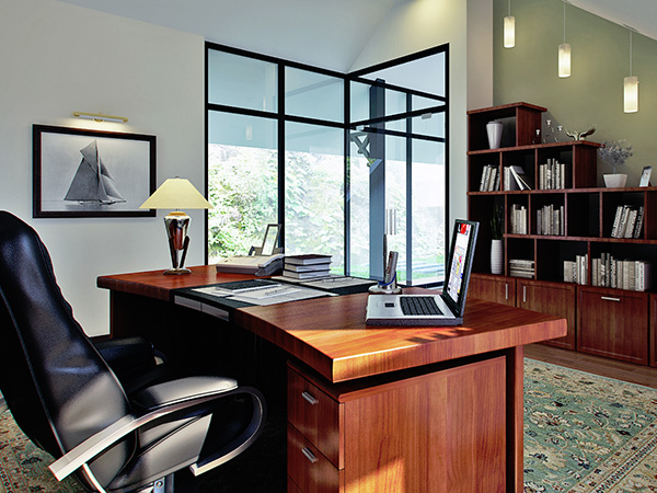 Smart Home Office Decoration