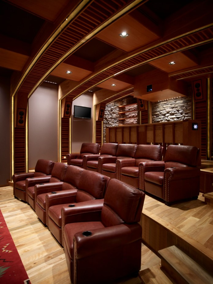 Southwestern Home Theater