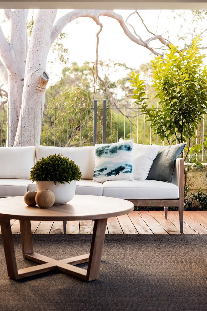 Contemporary Deck Design