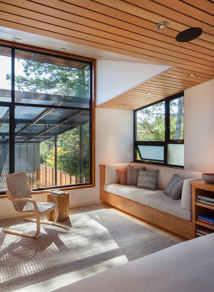 Scandinavian Family Room Design