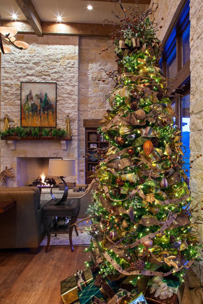 classy-slim-christmas-tree-decoration