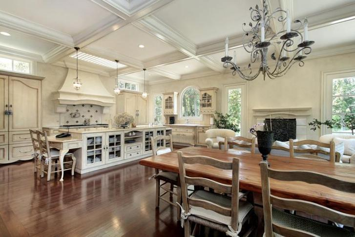 Luxury Kitchen Design Dining
