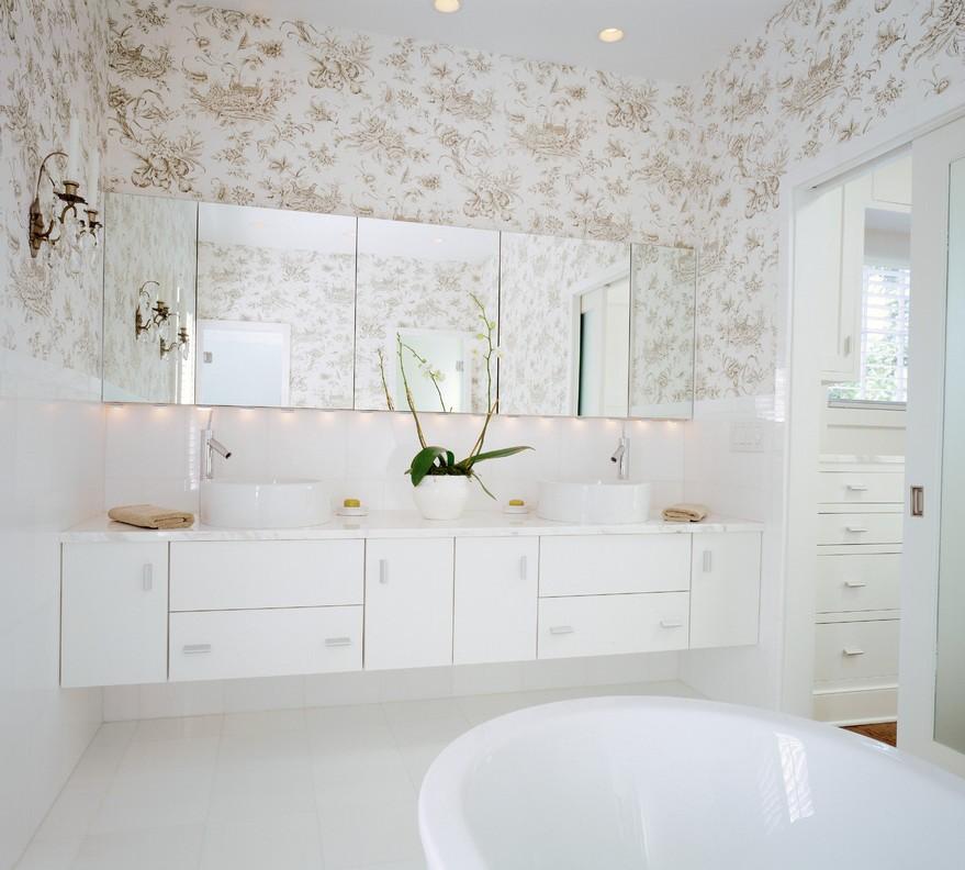 15 Beautiful Master Bathrooms