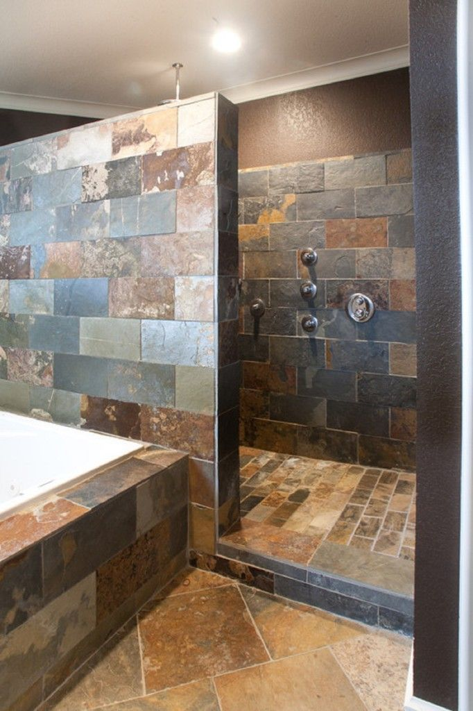 Walk Shower Pictures