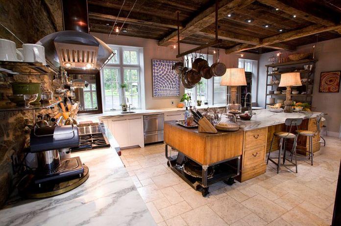 vintage-industrial-kitchen