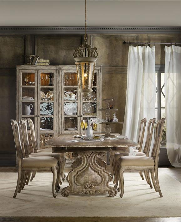 beautiful-rustic-dining-room