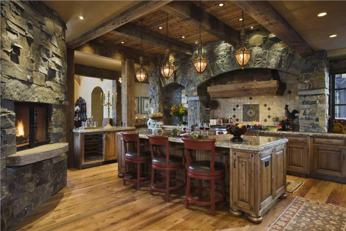 rustic-kitchen-decor