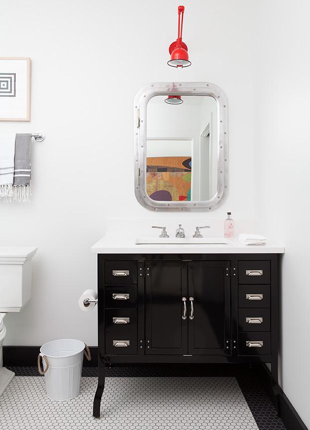 Industrial Kids Bathroom