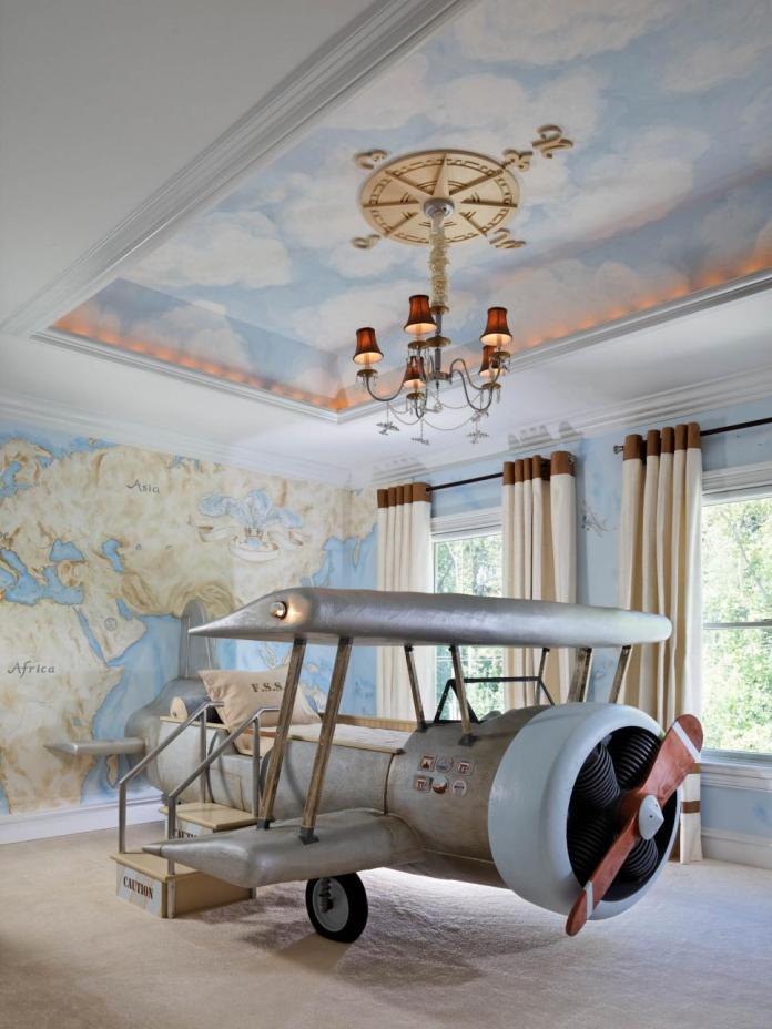 Creative Kids Bedroom Design