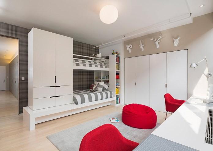 Modern Kids Bedroom Design
