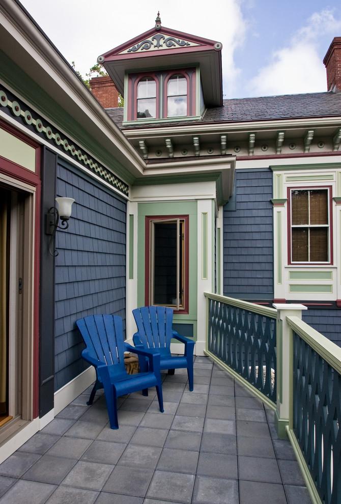 Victorian Balcony Design